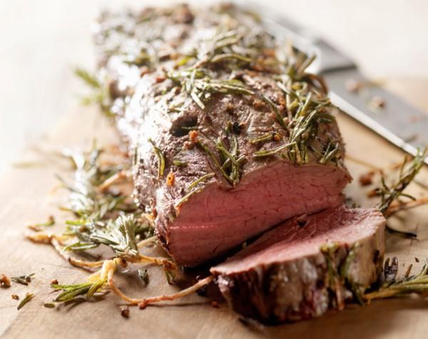 festive roast beef