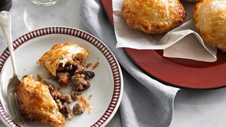 lamb mushroom cranberry pie